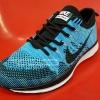 รองเท้า Nike Flyknit Racer เกรด AAA สีฟ้า/ดำ