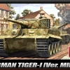 AC13287 TIGER-I MID VER. ANNIV 70 NORMANDY 1/35
