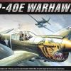 AC12468 P-40E WARHAWK(1/72)