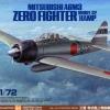 TA60784 Mitsubishi A6M Zero Type 32 1/72