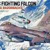 AC12204 F-16C FIGHTING FALCON(1/48)