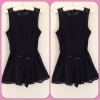 Primark Lace Playsuit with belt ไซส์ Uk10