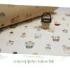 ผ้าสักหลาดเกาหลี lollipop มี 3 สี เบอร์ 804/814/827 ขนาด 45x30 cm/ชิ้น (Pre-order)