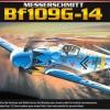 AC12454 MESSERSCHMITT BF109G -14 (1/72)