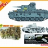 DRA9111 Pz.Kpfw.III Ausf.E/F (2 IN 1) (1/35)
