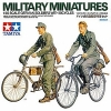 TA35240 GERMAN SOLDIERS WITH BICYCLES 1/35
