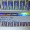 คอลลาเจนผสม DNA ดีที่สุด Laroscorbine Diamond Roche(อิตาลี่)