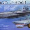 73504 GERMAN U-BOAT TYPE 7/C41 1/350