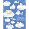 แฟ้มสอด 10 ช่อง Sumikko Gurashi ขั้วโลก 1
