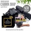 Carbon Soap by Princess Skin Care 100 g. สบู่คาร์บอน สบู่ดำดีท็อกซ์สิว