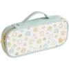 กระเป๋าดินสอมีหูหิ้ว Sumikko Gurashi สีขาว
