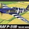 AC12303 USAAF P-51B ANNIV 70 NORMANDY 1/48