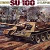 TA25104 Russian SU-100 Kit (1/25)