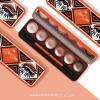 Ver. 88 Glam Shine Cream Eyeshadow Palette by Eity Eight อายแชโดว์เนื้อครีม นุ่มลื่น เกลี่ยง่าย
