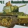 TA35066 KVI(Type C) Russian Heavy Tank 1/35