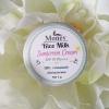 Rice Milk Sunscreen Cream by Money 5 g. ครีมกันแดดน้ำนมข้าว กันแดดเนื้อใยไหม