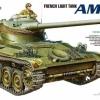 TA35349 French Light Tank AMX-13 1/35