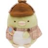 ตุ๊กตา Sumikko Gurashi เชอร์ล็อคเพนกวิน S