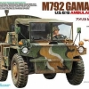 TA35342 M792 Gama Goat U.S. 6X6 Ambulance Truck (1/35)