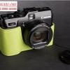 Case กล้อง TP Canon G1X (half case)