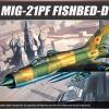 AC2166 MIG-21PF FISHBED-D (1/48)