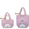 กระเป๋าขยายได้ใบเล็ก Sumikko Gurashi หมีขาว