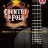 โน้ตกีต้าร์ Country&Folk Guitar Solo Collections with Tab and CD