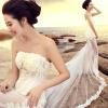 (Pre-Order) ชุดแต่งงาน <เกาะอก> รหัสสินค้า WDS0015