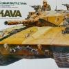 TA35127 ISRAEL MERKAVA MBT 1/35