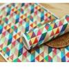 ผ้าสักหลาดเกาหลี piece size 1mm ขนาด 45x30 cm/ชิ้น (Pre-order)