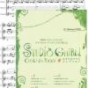 หนังสือโน้ตคลาริเนต Studio Ghibli Collection for Clarinet
