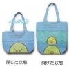 กระเป๋าขยายได้ใบเล็ก Sumikko Gurashi เพนกวิน