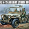 AC13232 M-151A1 LIGHT UTILITY TRUCK (1/35)
