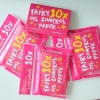 Fairy 10X Oil Control Paper by Fairy Fanatic แฟร์รี่ แผ่นซับมันชาร์โคล