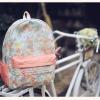 กระเป๋าเป้ยี่ห้อ Super Lover สไตล์หวานสีลูกอมดอกไม้น่ารัก (Pre-Order)