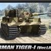 AC13314 GERMAN TIGER-I (Ver.LATE) 1:35