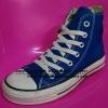 รองเท้า Converse All Star หุ้มข้อ สีน้ำเงิน