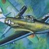 AC2177 P-39Q/N AIRACOBRA(1/72)