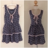 Dress ยี่ห้อ topshop by yuki พร้อมส่งตัวเดียวไขส์ uk10