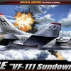 AC12434 F-8E VF-111 SUNDOWNERS 1/72