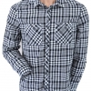 H&M Black & White Checked Shirt Size M