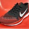 รองเท้า Nike Flyknit Racer เกรด AAA สีดำ/แดง