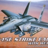 AC12264 F-15 STRIKE EAGLE W/WEAPONS (1/48)