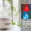 กล่องดนตรีมีไฟเปลี่ยนสีได้ My Neighbor Totoro