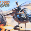 AC12250 500D TOW HELICOPTER (1/48)