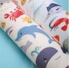 ผ้าสักหลาดเกาหลี ลายสัตว์น้ำทะเล size 1 mm (Pre-order) ขนาด 45x30cm