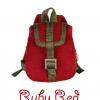 Red Flip Backpack