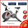 จักรยานออกกำลังกาย Spin Bike รหัสสินค้า : HM800 18KGS (ระบบสายพานปั่นนุ่มเงียบ)