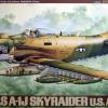TA61073 1/48 Douglas A-1J Skyraider USAF