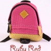 Pink Sport Backpack